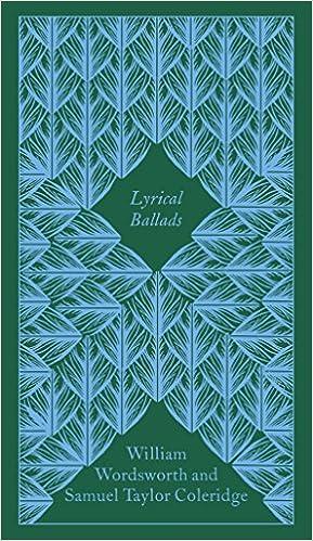 Penguin Pocket Poets Lyrical Ballads