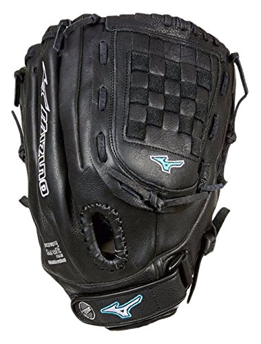 Mizuno GSP1201F2DBK Supreme Fp Adult Softball Glove, -