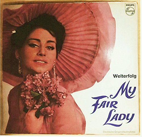 Brentwood Vinyl - MY FAIR LADY (ORIGINAL CAST LP VINYL, 1968)