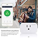 Smart Plug Wifi Mini Outlets Socket Work with