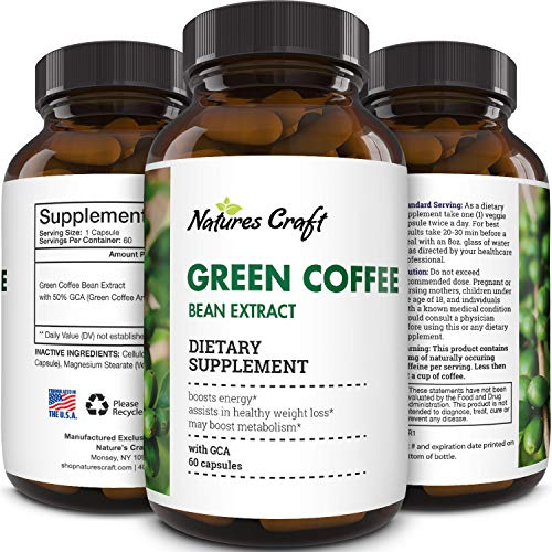 Natural Raw Green Coffee