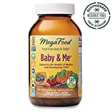 MegaFood, Baby & Me, Prenatal and Postnatal Multivitamin, Dietary Supplement...