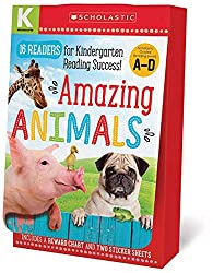 Image of the product Amazing Animals that is listed on the catalogue brand of Scholastic Inc..