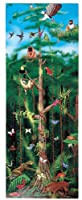Melissa & Doug Rainforest Jumbo Jigsaw Floor Puzzle (100 pcs, over 4 feet tall)