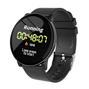 Relojes Inteligentes W8 Smart Watch Heart Rate Monitor Weather ...