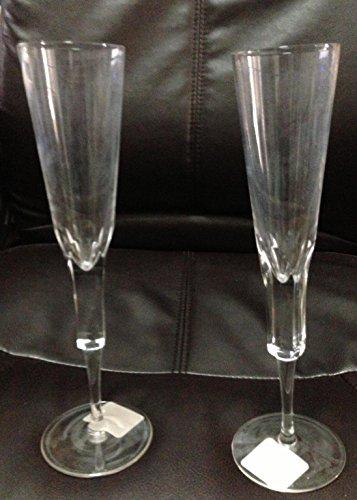 Mikasa Virtuoso Flute Champagne ~SET OF 2~ ()