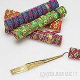 L\'ATELIER DE o Jew\'s Harp M-size Twin-reed (Vietnamese Brass Hmong Harps)