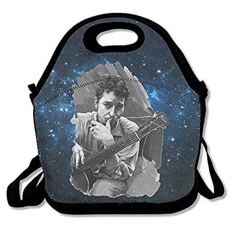 LHLKF Bob Dylan Fashion Lunch Boxes One Size (One Direction Signed Shirts)
