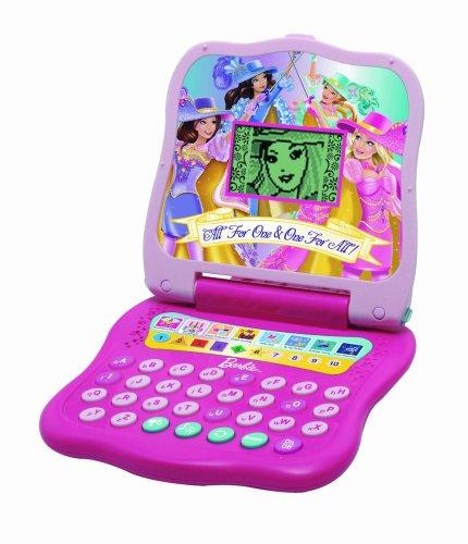 Oregon Scientific Laptop (Oregon Scientific Barbie and the Three Musketeers Junior Laptop)
