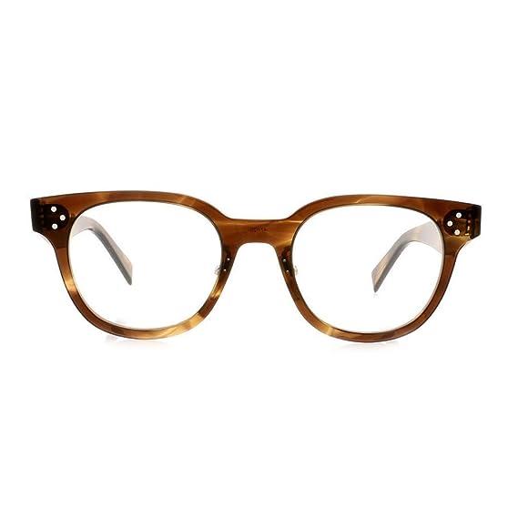 ce54429fb7 Amazon.com  Eyeglasses Celine CL 41459 Z15 frames Size 47 20 145  Clothing