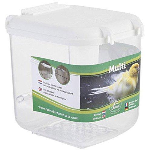 BEEZTEES Fauna Bain d'oiseaux en plastique 75030