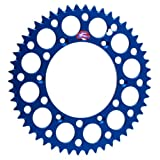 Renthal 150U-520-49GBBU Ultralight Blue 49 Tooth Rear Sprocket