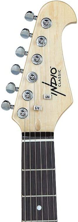 625883 Right Monoprice 4 String Electric Guitar Pack