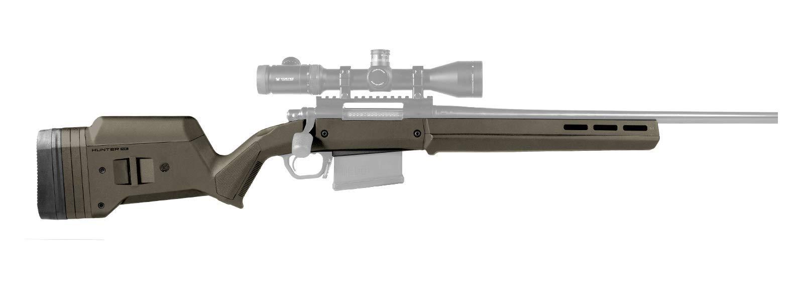 Magpul Hunter 700L Remington 700 Long Action Fixed Stock, Olive Drab Green