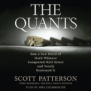The Quants Hörbuch