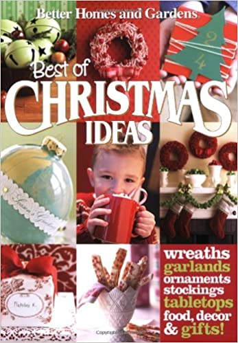 Amazon | Best Of Christmas Ideas (Better Homes And Gardens Cooking) |  Better Homes And Gardens | Holidays