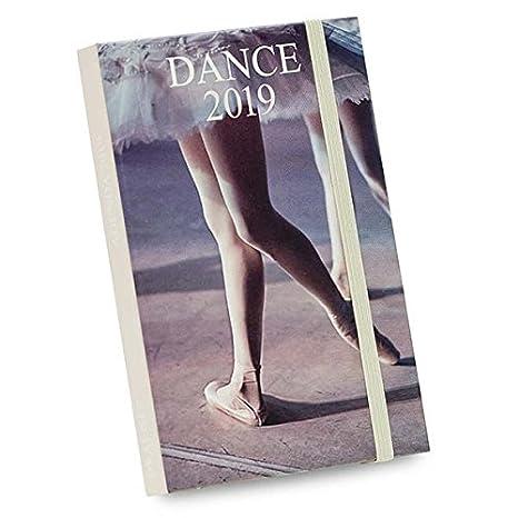 Draeger 72000158 - Agenda de bolsillo danza 2019: Amazon.es ...