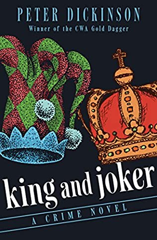 book cover of King and Joker