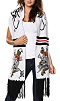 Ed Hardy Women's Warm Winter Heavy Knit Scarf