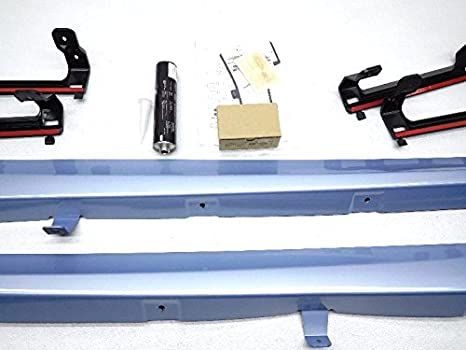 3XF30-AB300-S2R New OEM 2011-2013 Hyundai Elantra Sedan Rocker Panel//Skirt Kit