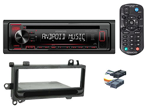 Kenwood CD Receiver Player w/Android/iPhone/iHeart For 97-02
