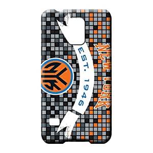 samsung galaxy s5 Hybrid Unique Cases Covers Protector For phone cell phone carrying skins newyork knicks nba basketball