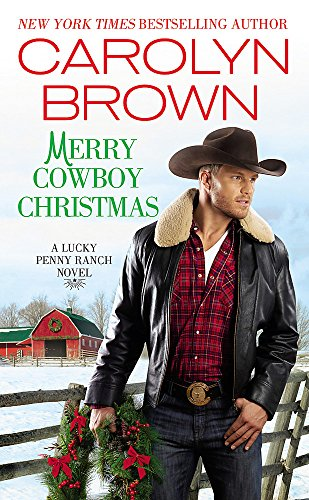 Merry Cowboy Christmas (Lucky Penny (Brown Ranch)