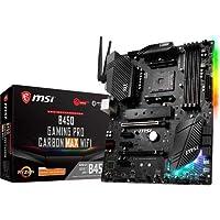 MSI Performance Gaming AMD Ryzen 1st, 2nd, and 3rd Gen AM4 M.2 USB 3.2 Gen 2 DDR4 HDMI Display Port Wi-Fi ATX…>