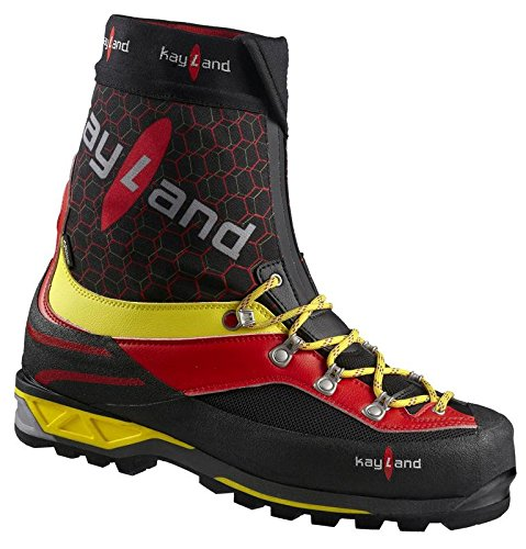 Moutaineeering Shoes red Men Bleck Gtx Apex Evo Kayland EqSF7F