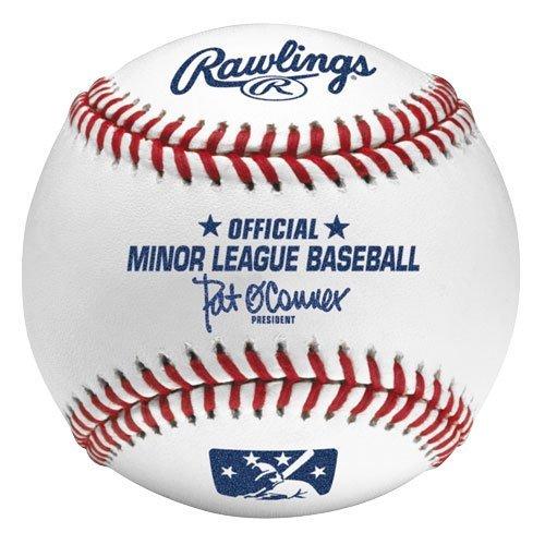 Rawlings Official Minor League Game Baseball Boxed