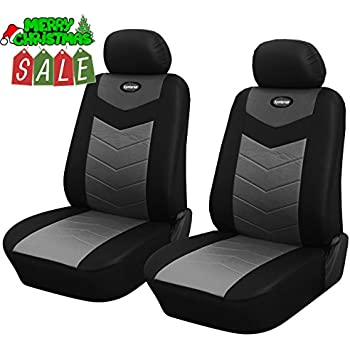 Custom Fit Leather Like 2 Front Car Seat Covers for Avalon Corolla ...