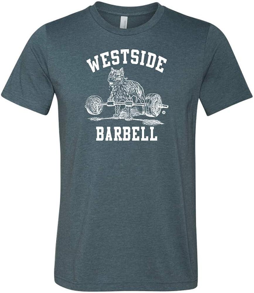 Heather Red Westside barbell Premium Nitro T-Shirt