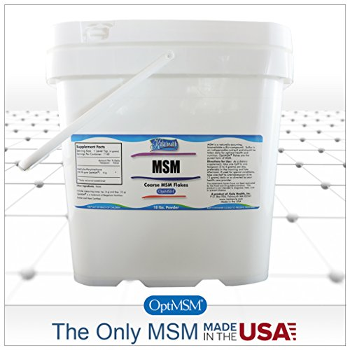 Kala Health MSM Coarse Flakes, 10LB by Kala Health