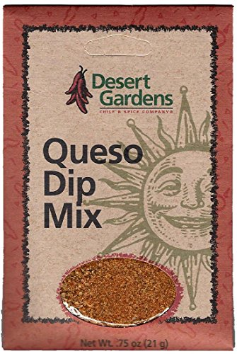 (Desert Gardens Queso Dip Mix (Pack of 4))