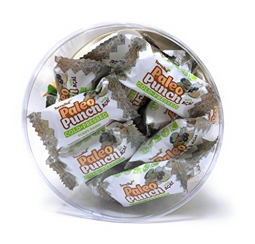 (TerraNut Paleo Punch Superfood Snack (24 Piece Tub))