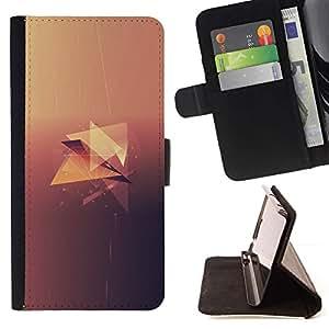 Momo Phone Case / Flip Funda de Cuero Case Cover - Minimalista Diamond;;;;;;;; - Samsung Galaxy S6 Active G890A