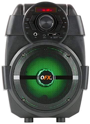 QFX PBX-5 Rechargeable 6.5″