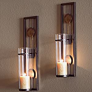Attirant ... Candle Sconces