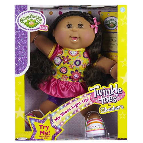 Cabbage Patch Kids Afro Caribbean Girl Online, Buy in