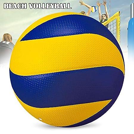 Kongmi - Balón de Voleibol de Playa para Jugar al Aire Libre en ...
