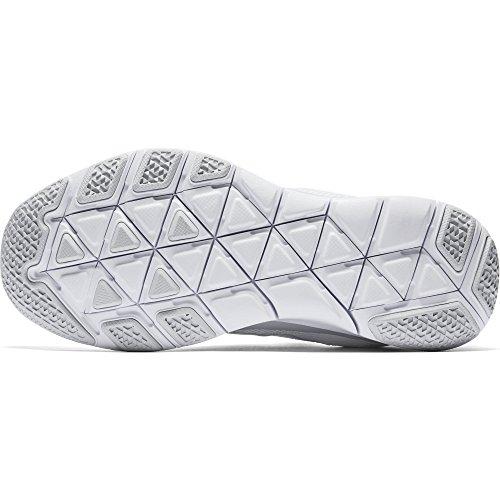 Nike Mens Free Trainer V7 Scarpe Da Allenamento Bianco / Puro Platino-bianco