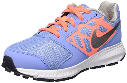 Nike 659257 001, Men's Running Multi-colored (Pure Platinum/Vlt Wlf Gry Blck)