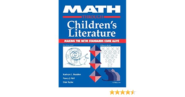 Amazon.com: Math Through Children's Literature: Making the NCTM ...