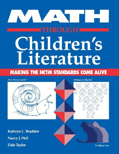 Math Through Children's Literature: Making the NCTM Standards Come Alive - Nctm Math Activities