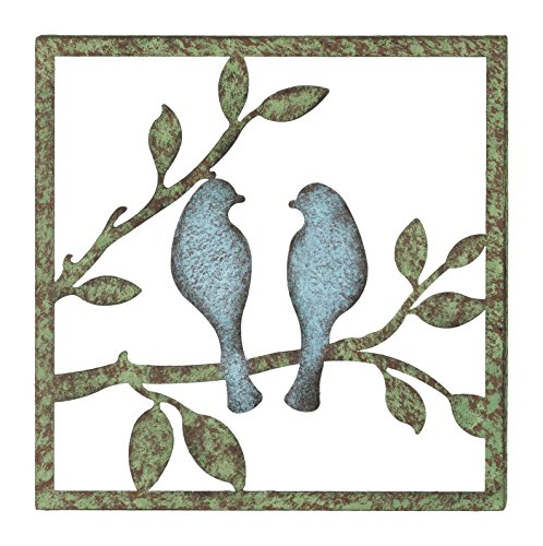 Regal Art & Gift 11830 Rustic Bird Wall Decor 12