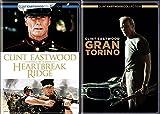 The Clint Eastwood 2-Movie Bundle - Gran Torino & Heartbreak Ridge