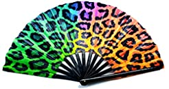Fansay Fans - Large Bamboo Folding Fan f...
