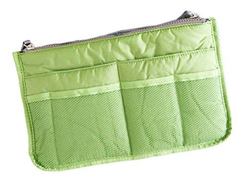 kreativ Multifunktions-Wash Bag tragbare Reisetasche Kosmetiktasche, grün