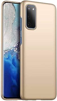 MISKQ Funda para Xiaomi Mi 10 Lite 5G, Estuche rígido con Todo Incluido disipación de Calor Funda Antideslizante Antideslizante Antideslizante para teléfono móvil(Dorado): Amazon.es: Electrónica