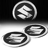 suzuki samurai emblem - (Pack of 2) 2-1/8